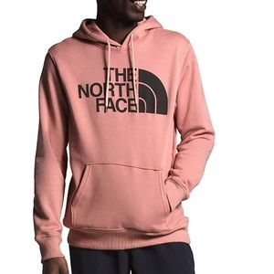 NWT North Face Sweatshirt in Pink XS